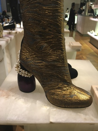 Dries Van Notten boots, Shoe Galleries, Selfridges
